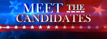 meet the candidates recording
