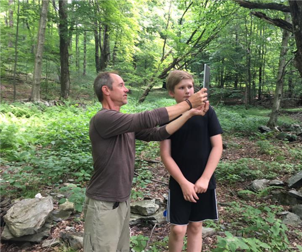 VPR: High School Students Help Uncover 18th Century Mystery on Egg Mountain